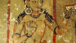 12. yüzyıla ait Buda resimleri