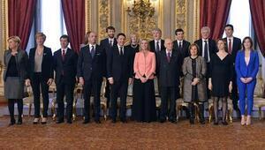 İtalyada yeni hükümet kuruldu