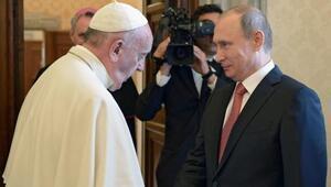Rusya Devlet Başkanı Putin, Vatikanda