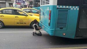 Dünyayı yerin dibine sokan fotoğraf İstanbulda çekildi