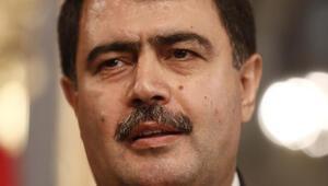 İstanbulun 25. valisi Vasip Şahin görevine başladı