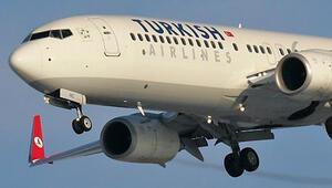THY uçağı Hindistan'da alarma yol açtı iddiası
