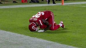 Müslüman futbolcuya dua cezası