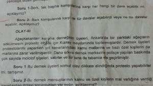 Hukuk fakültesinde tartışılacak Gezi eylemi sorusu