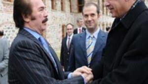 Başbakan Erdoğan sanatçılarla biraraya geldi