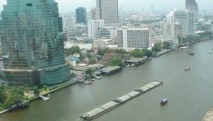 İsyanın başkenti: Bangkok