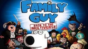 Family Guy tatil hediyeniz olabilir