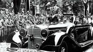 Hitlerin arabası ucuza gitti
