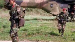 Özel kuvvetler Irakta sıcak takipte iddiası