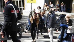 İtalyada Adalet Sarayında silahlı saldırı