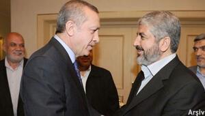 Cumhurbaşkanı Erdoğan, Hamas lideri Meşalle görüştü