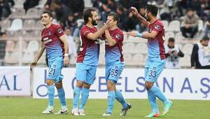Sivasspor 0-4 Trabzonspor