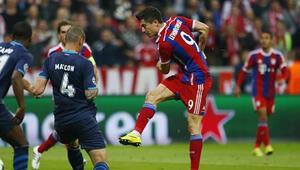Bayern Münih Portoya patladı
