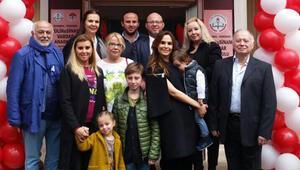 Vardar ailesinden eğitime büyük destek