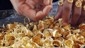 Altının kilogramı 100 bin 800 liraya yükseldi