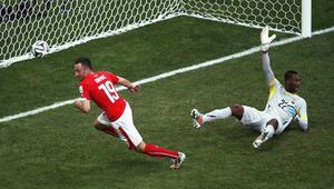 İsviçre 2 - 1 Ekvador