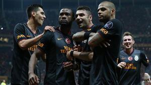 Galatasaray 3-0 Eskişehirspor