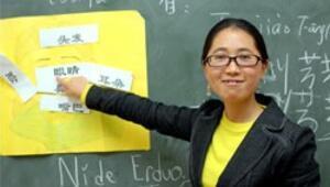 Lisede Çince eğitimi başlıyor