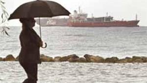 O gemi Tartus'a gitti