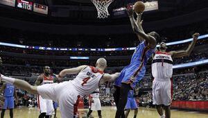 Oklahoma City Thundera Washington Wizards freni