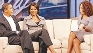 Talk show kraliçesi Obama'yı başkan yapar mı