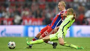 Bayern Münih 3 - 2 Barcelona