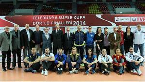 Teledünya Süper Kupası heyecanı