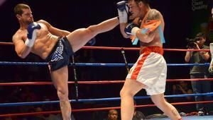 Dünya Muay Thai müsabakaları Antalyada