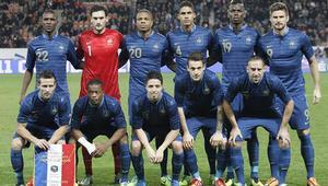 Ribery sakatlığa rağmen Fransa kadrosunda