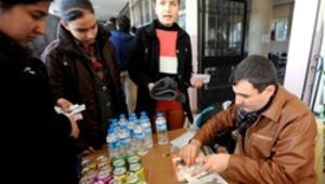 Gaziantep'te YGS tatbikatı