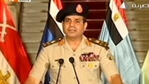 Mısırda Mursiye ordu darbesi