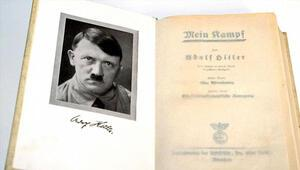 Hitlerin Kavgam kitabı 70 yıl sonra Almanyada basılıyor