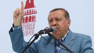 Cumhurbaşkanı Erdoğandan Mısırdaki idam kararına ilk tepki