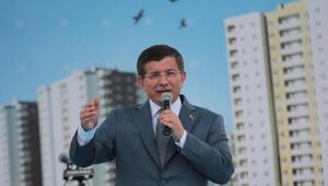 Başbakan Davutoğlu Mamakta konuştu