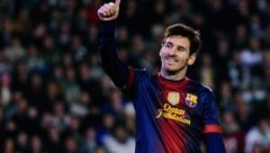 Wengerden Messi itirafı