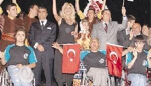 Çankaya'da Engelli Şenliği düzenlendi