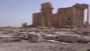 IŞİD, Palmira Antik Kentinden ilk görüntüleri yayınladı