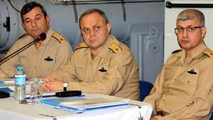 Deniz Kuvvetleri Komutanından angajman açıklaması