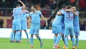 Galatasaray 0 - 3 Trabzonspor
