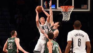 Bitmeyen maçın galibi Brooklyn Nets