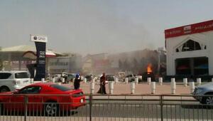 Katardaki Türk lokantasında patlama