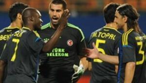 Vaslui 1-4 Fenerbahçe