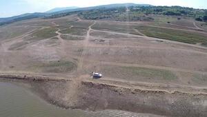 Barajlardaki doluluk oranı yüzde 16.41'e düştü