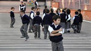 Sivas'ta veliler okul formasını seçti