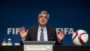 FIFA skandalı bir istifa daha getirdi