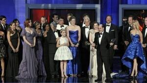 Televizyon Oscarları dağıtıldı