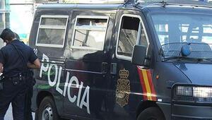 İspanyada terörle mücadele operasyonu