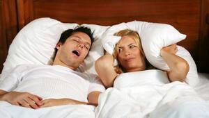 Horlama boşanma nedeni
