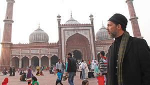 Yeni Delhi'de Peygamber'in ayak izi
