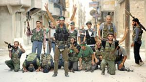 Suriyeli Türkmenler kendi ordularını kuruyor